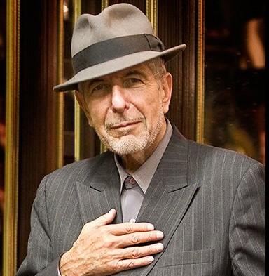 Leonard Cohen de spirituele dichter