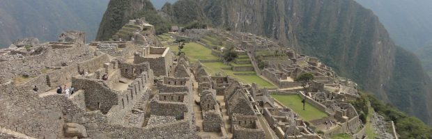 Spirituele reis naar Peru