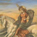 Horoscoop Stier, door Jake Baddely