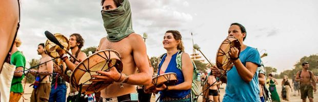 Spiritualiteit is mainstream: Boom Festival Portugal