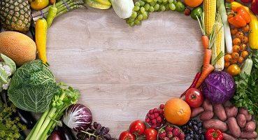 Spiritueel eten vega