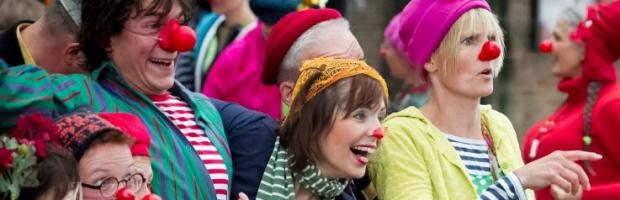Eigentijds Festival 2019 met Clownspirit