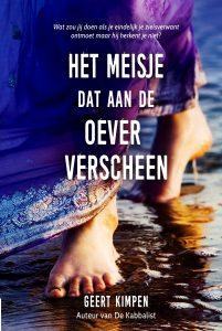 'Het meisje dat aan de oever verscheen' van Geert Kimpen