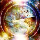 astrologische klankreis door medicijnwiel