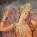 Inanna, de verbeelding van (het pentagram van) Venus